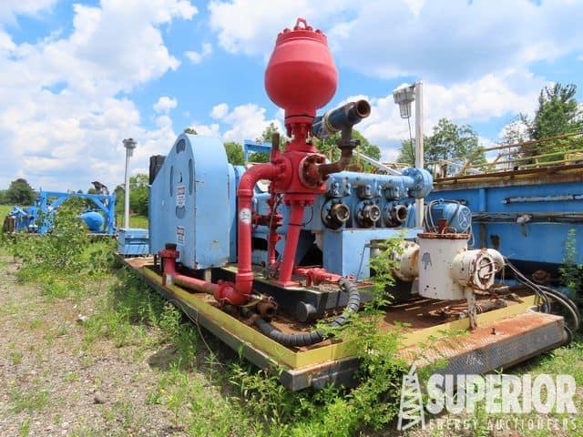 G.DENVER PZ-9 Triplex Pump – DY2 YD7