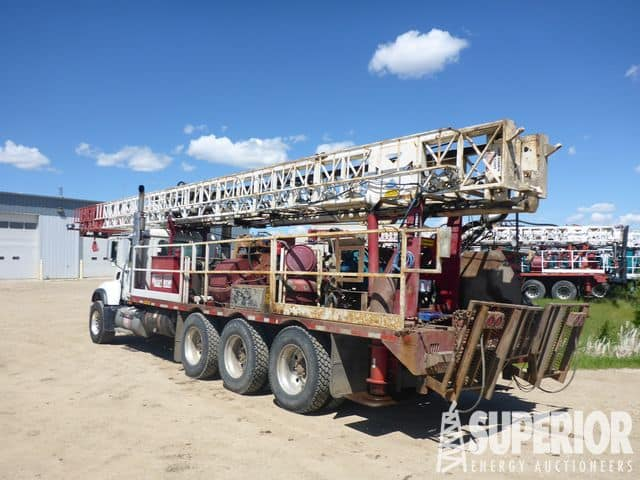 Rig #703I.RAND TH60 Water Well Rig – DY1 YD1