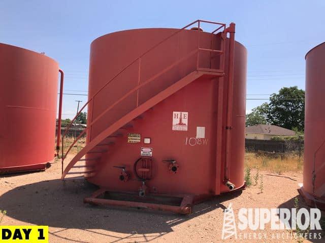 (1 of 7) 400-Bbl Test Tanks – YD9