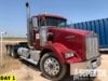 2008 KENWORTH T800 Winch Truck