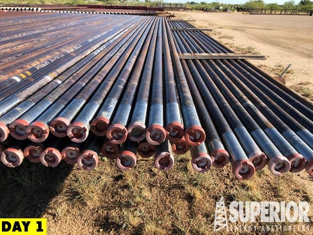 """3-1/2"""" C13-95 Pipe – YD2"""