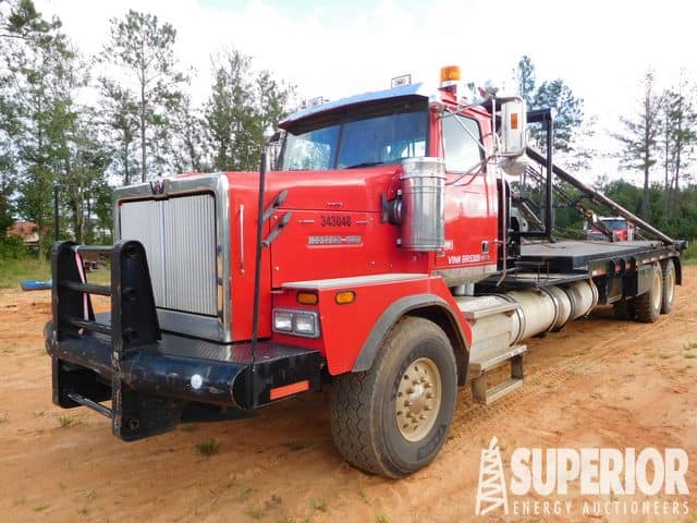 "(1 of 2) 2012 WESTERN STAR Gin Trucks Ea w/ 360""WB – YD7"