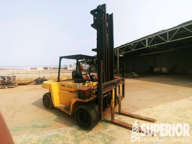 CAT DP-70 Forklift – YD1