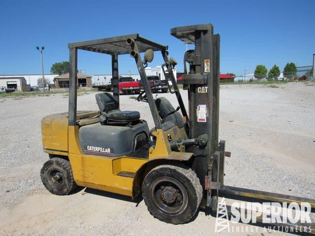 CAT DP-30K Diesel Forklift – YD4