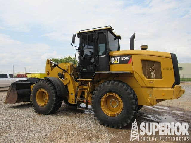 2013 CAT 924K Wheel Loader – YD2