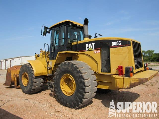 CAT 966G Wheel Loader – YD5