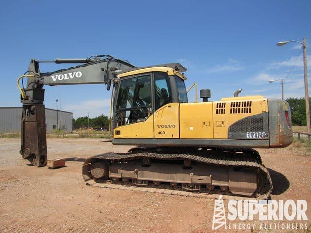 VOLVO EC-210L Crawler Shear – YD5