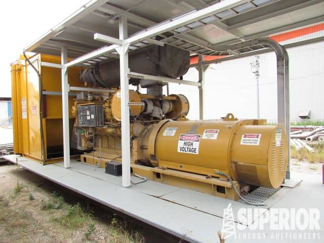 (1 of 17) KATO 1204KW Generators p/b 3512 – YD1