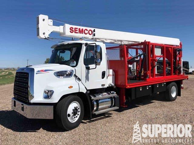 UNUSED 2020 SEMCO S15000 Pump Hoist – YD2