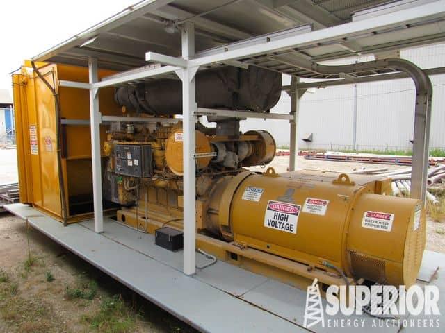 (1 of 17) KATO 1204KW / 3512 Generators – YD1