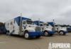 PETERBILT Data Van Trucks