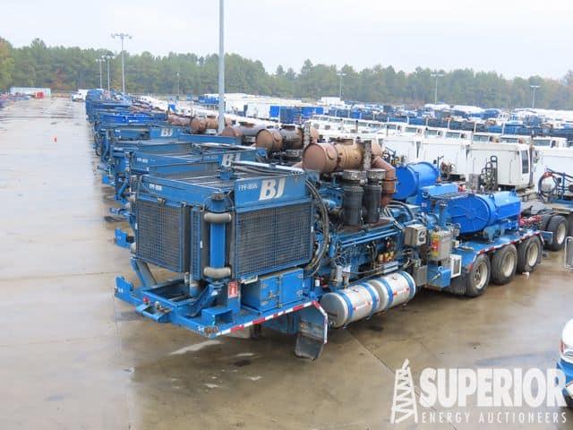 3000/2500HP Frac Spread - YD1