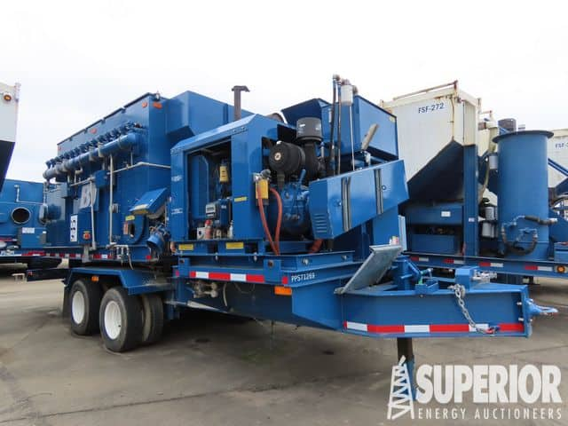 2014 SAND KING & BGRS Dust Collectors – YD1