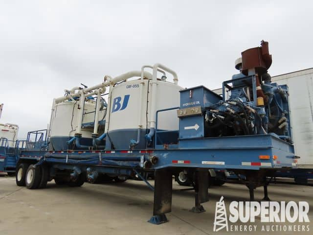 (1 of 2) BJ 100 Batch Mixer Trailers – YD1