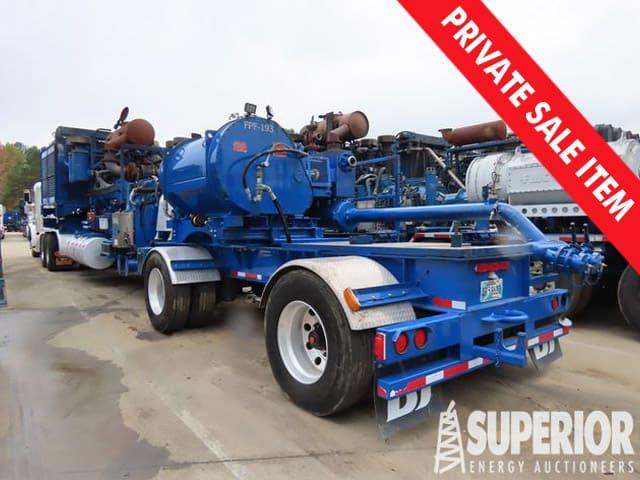 GARDNER DENVER 2700HP Quintuplex Frac Pump – YD1