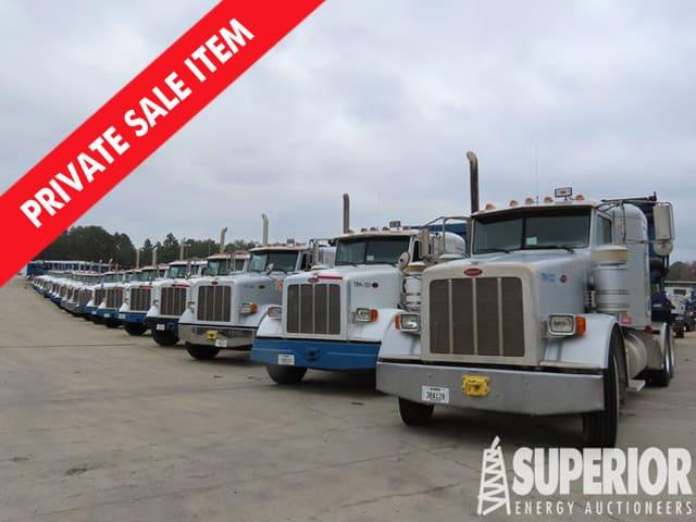 (20) Truck Tractors w/ Wet Kits – YD1