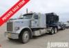 2013 PETERBILT Truck w/ Wet Kit