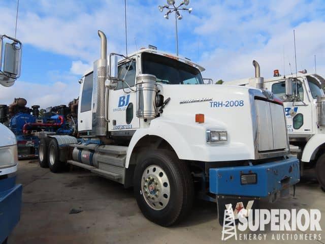 2008 WESTERN STAR 4900 Hyd Tractor – YD1