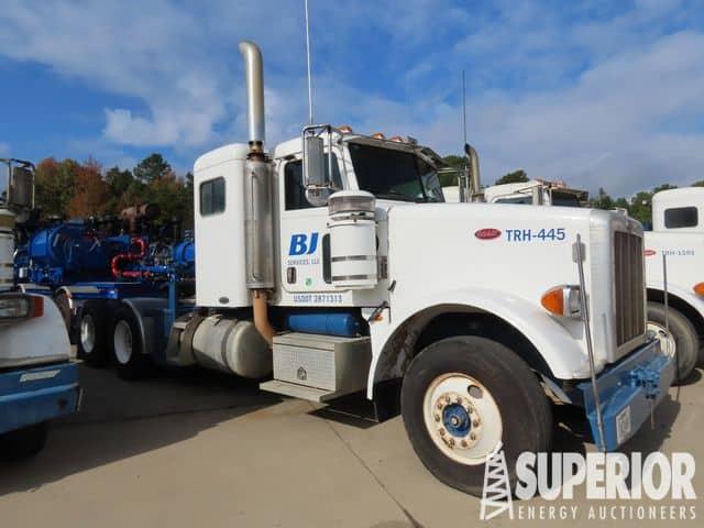 2008 PETERBILT Hyd Tractor – YD1