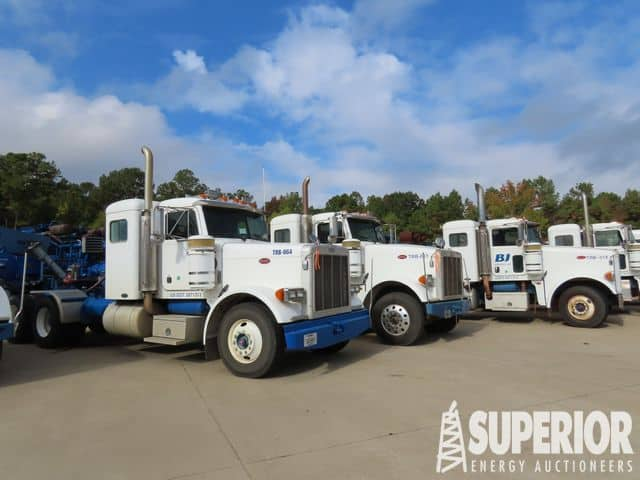PETERBILT 367 Compressor Trucks – YD1