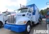 PETERBILT 335 Data Van Truck