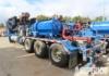 FMC Quintuplex Frac Pump