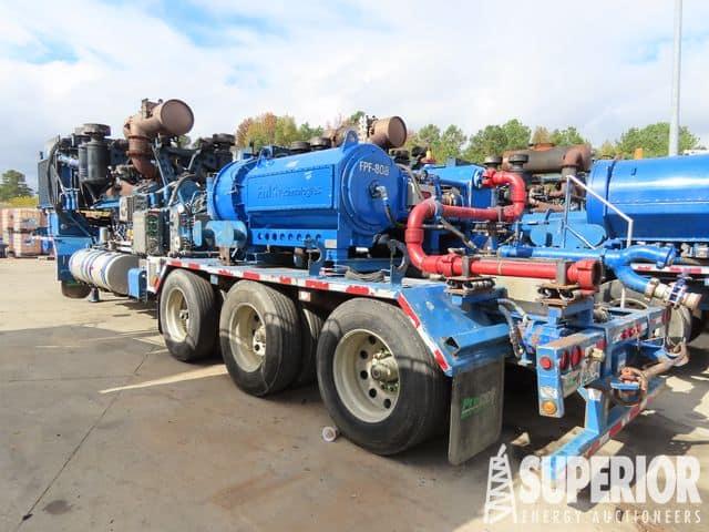 FMC 2700HP Quintuplex Frac Pump – YD1