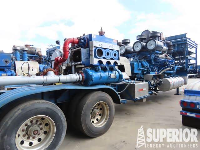 Spread 2 – FMC 2500HP Frac Pump – YD1