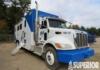 PETERBILT 348 Data Van Truck