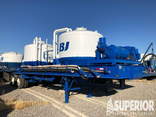 (28) 600-CuFt Bulk Cement Trailers – YD2