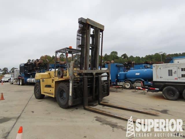 CAT DT-150 33,000# Forklift – YD1