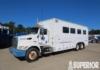 2012 PETE 348 Data Van