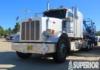 PETE 367 Sleeper Truck