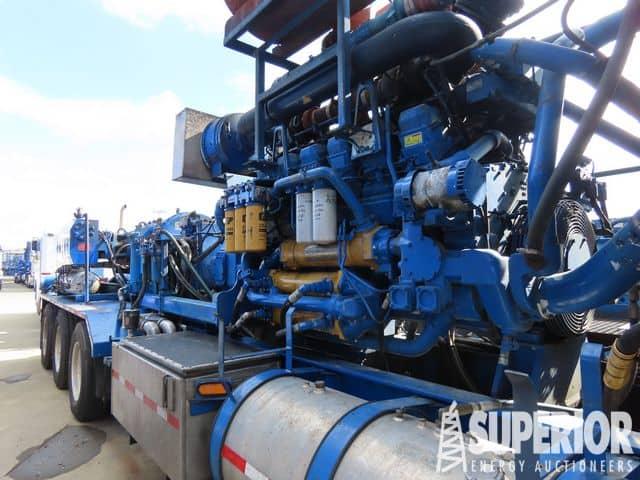 JMAC Quintuplex Frac Pump w/ CAT Power – YD1