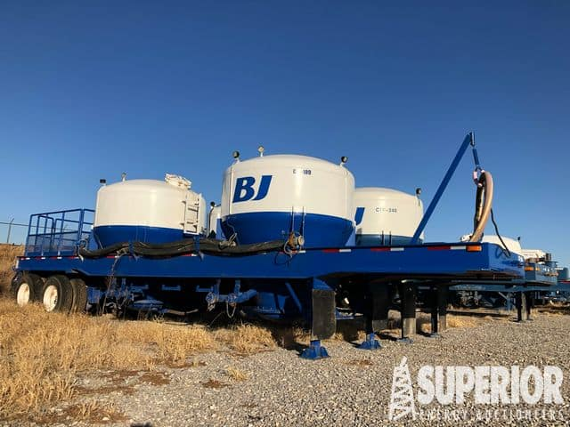 (1 of 25) WILCO/WORLEY Bulk Cement Trailers – YD2