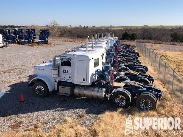 PETE Compressor Trucks – YD2