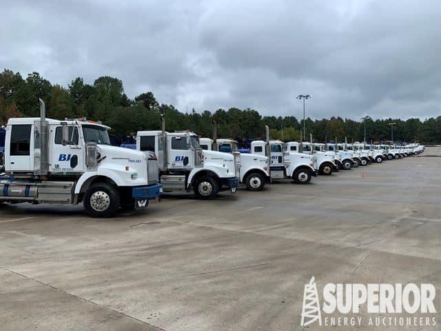 Sleeper Truck Tractors – YD1