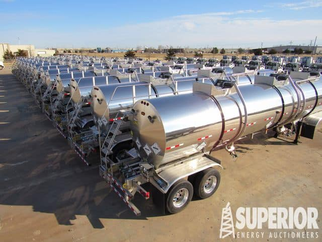 NEW HEIL 8000-Gal DOT-407 Trailers – YD2