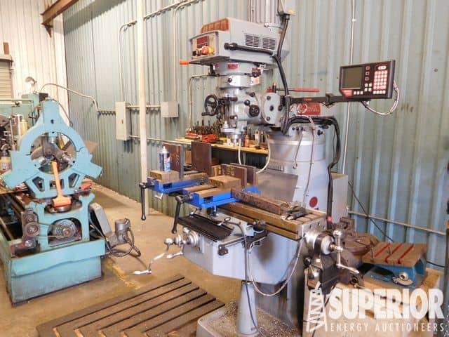 ACER E-mill 3VS-11 Vertical Mill – YD2