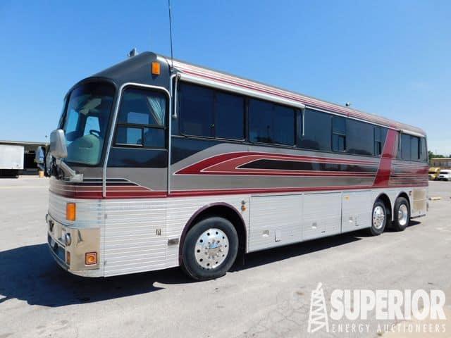 1989 EAGLE Motor Coach – YD1 (REBUILT)