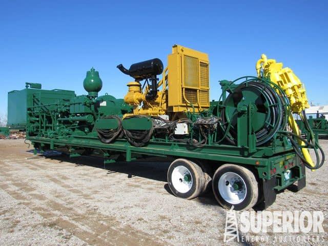 Drillmobile w/ S-3.5 & JWS-400 – YD1