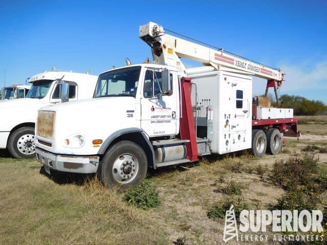 2000 TEREX Boom Crane – YD2