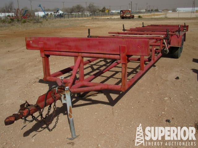 (1 of 4) Pipe Trailers