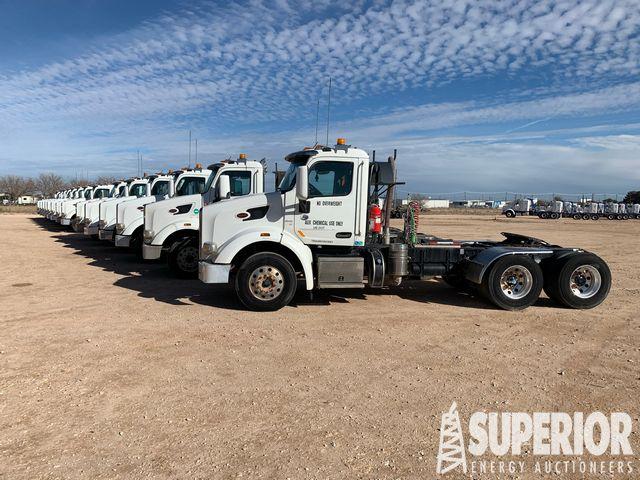 Major Truck Auction - April 15, 2021