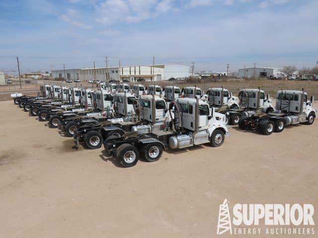 PETE 567 Blower Trucks – YD1