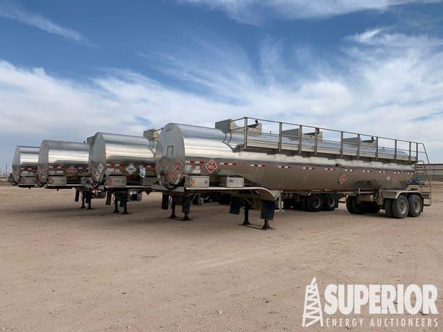 2020 HEIL DOT 407 Transport Trailers – YD1