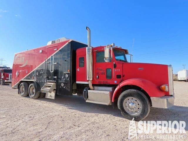 (1 of 2) 2013 PETE 367 Wireline Trucks – YD4