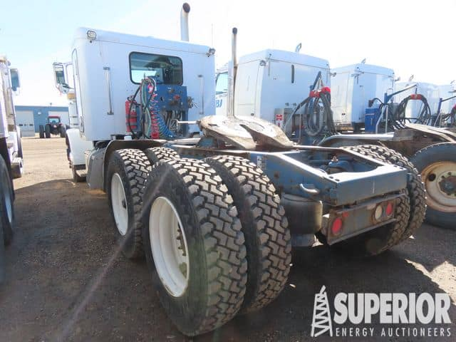 2008 PETE 367 Truck Tractor w/ Wet Kit – YD2