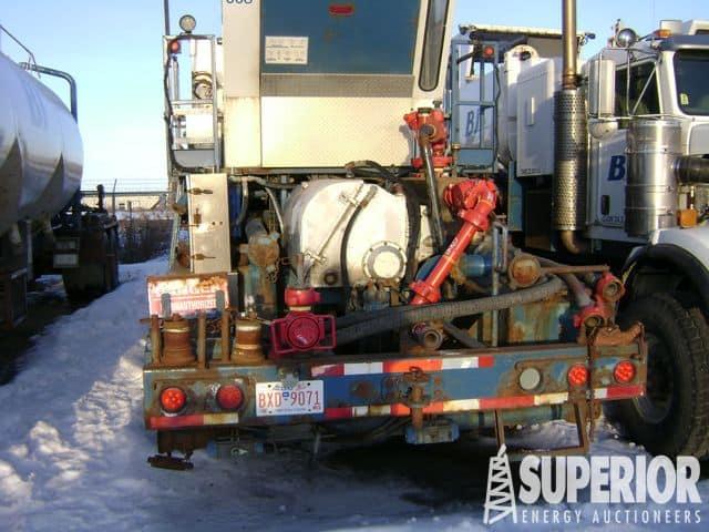 KENWORTH C-500 Body Load Acid Pumper – YD1