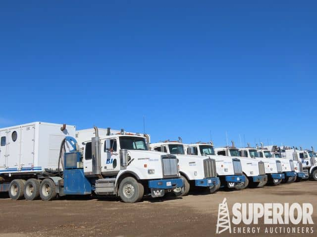 WESTERN STAR & KENWORTH Truck Tractors – YD2
